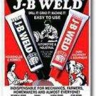 JB J-B WELD ~ REPAIRS, FILLS & BONDS SMALL ENGINE PART