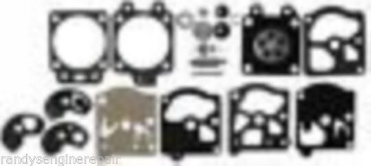 OEM Walbro Carburetor Carb Rebuild Repair Kit For WT51 WT112 WT195 WT204 WT219