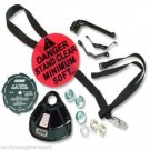 Echo SRM straight shaf blade conversion kit 99944200422