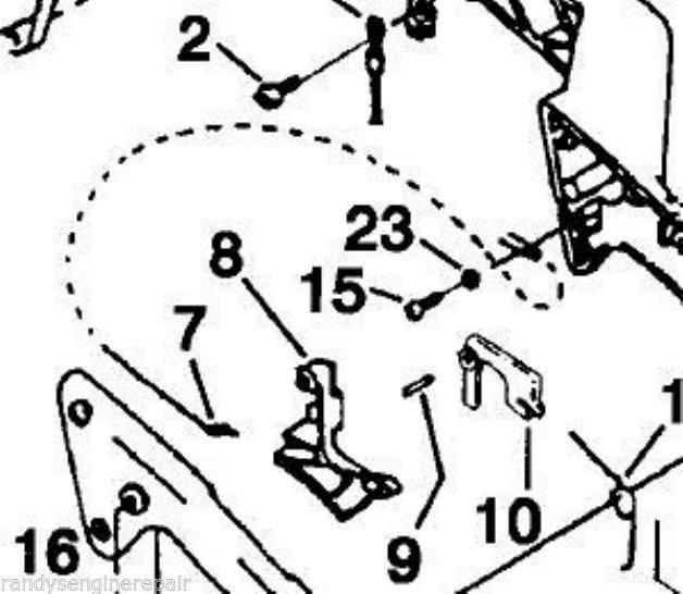 throttle cable homelite 250 252 300 cs40 cs4018 cs50