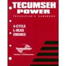 "OEM Tecumseh repair manual 740049, 692509 for 3-10 HP 4 Cycle ""L""head Engines"
