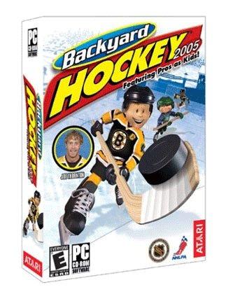 Boston BRUINS Backyard Hockey 2005, NHL Kids