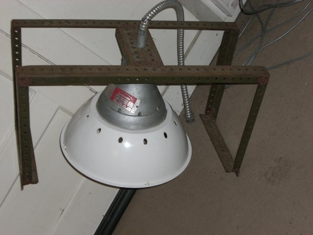 Crouse Hinds Explosion Proof Industrial light