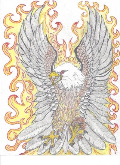 Smokin Eagle