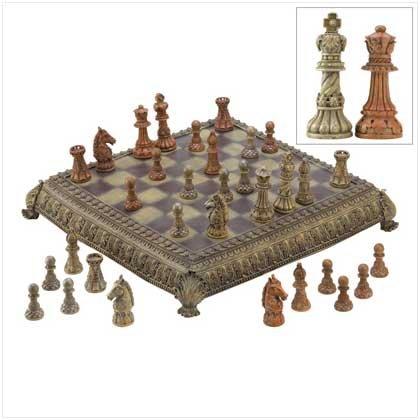 Heirloom Chess Set