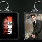CRIMINAL MINDS Aaron Hotch Hotcher keychain / keyring THOMAS GIBSON