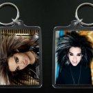 Tokio Hotel keychain / keyring Bill and Tom Kaulitz 4