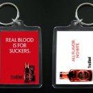 TRUE BLOOD keychain keyring Sookie Stackhouse
