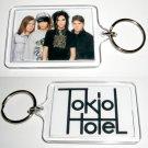 Tokio Hotel keychain / keyring Bill Kaulitz 1