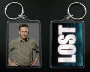 LOST keychain / keyring BEN LINUS Michael Emerson 1