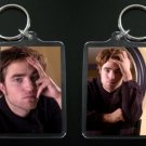 ROBERT PATTINSON EDWARD CULLEN keychain / keyring TWILIGHT NEW MOON 3 --