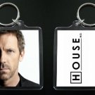 HOUSE MD keychain / keyring HUGH LAURIE Dr Greg House 5