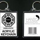 LOST keychain / keyring DHARMA INITIATIVE Ben Linus Jack Shephard