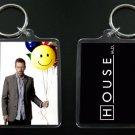 HOUSE MD keychain / keyring HUGH LAURIE Dr Greg House 11