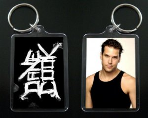 DANE COOK keychain / keyring Isolated Incident #1