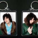 THE MIGHTY BOOSH keychain / keyring VINCE NOIR Noel Fielding