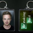 BREAKING BAD keychain / keyring Aaron Paul JESSE PINKMAN