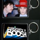 MIGHTY BOOSH keychain / keyring VINCE NOIR Howard Moon 5