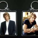 JON BON JOVI  2-sided keychain / keyring *HOT* #4