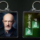 BREAKING BAD keychain / keyring Jonathan Banks MIKE EHRMANTRAUT