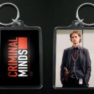 CRIMINAL MINDS keychain / keyring SPENCER REID Matthew Gray Gubler  3