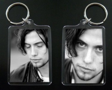 JACKSON RATHBONE keychain / keyring TWILIGHT New Moon JASPER 2