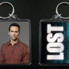 LOST RICHARD ALPERT keychain / keyring Nestor Carbonell