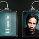 CALIFORNICATION keychain HANK MOODY David Duchovny