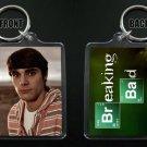 BREAKING BAD keychain / keyring RJ Mitte WALT JR / FLYNN