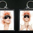 LADY GAGA keychain / keyring Bad Romance  *HOT*
