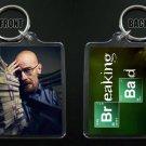 BREAKING BAD keychain / keyring Bryan Cranston WALTER WHITE 6