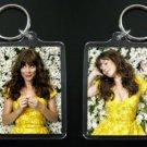 PUSHING DAISIES Charlotte / Chuck keychain Anna Friel 1