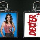 DEBRA / DEB MORGAN keychain / keyring DEXTER Jennifer Carpenter