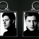 JENSEN ACKLES keychain / keyring SUPERNATURAL Dean Winchester 4