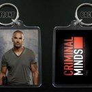 CRIMINAL MINDS keychain / keyring DEREK MORGAN Shemar Moore 5
