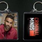 CRIMINAL MINDS keychain / keyring DEREK MORGAN Shemar Moore 2