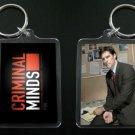 CRIMINAL MINDS Aaron HOTCH Hotchner keychain / keyring THOMAS GIBSON