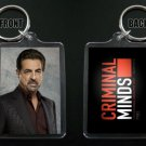 CRIMINAL MINDS Joe Mantegna Keychain DAVID ROSSI 2