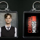 CRIMINAL MINDS keychain / keyring SPENCER REID Matthew Gray Gubler 11