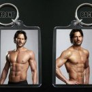 JOE MANGANIELLO keychain / keyring TRUE BLOOD Alcied Herveaux MAGIC MIKE