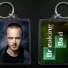 BREAKING BAD keychain / keyring Aaron Paul JESSE PINKMAN 4