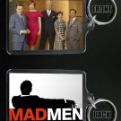 MAD MEN keychain / keyring DON DRAPER Sterling Cooper Draper Price