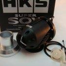 HKS Super BOV Blow Off Valve SQV SSQV Universal Version 2 Black Limited Edition