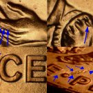 """2009 LINCOLN CENT PENNY ERROR """"1DR-044""""."""
