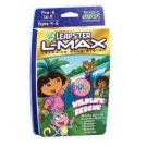 LeapFrog Leapster L-Max Educational Game: Dora the Explorer Wildlife Rescue Cartridge