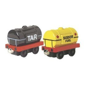 RC2 / Learning Curve Take Along Thomas Tar and Fuel Tanker 2 Pack