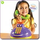 Learning Resources Funny Phone Family Game