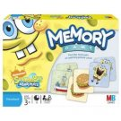 Memory Sponge Bob Board Game Hasbro