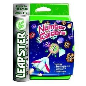 LeapFrog Leapster Arcade: Number Raiders