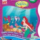V Smile Game in Spanish - The Little Mermaid - La Sirenita: El Viaje Fantástico de Ariel